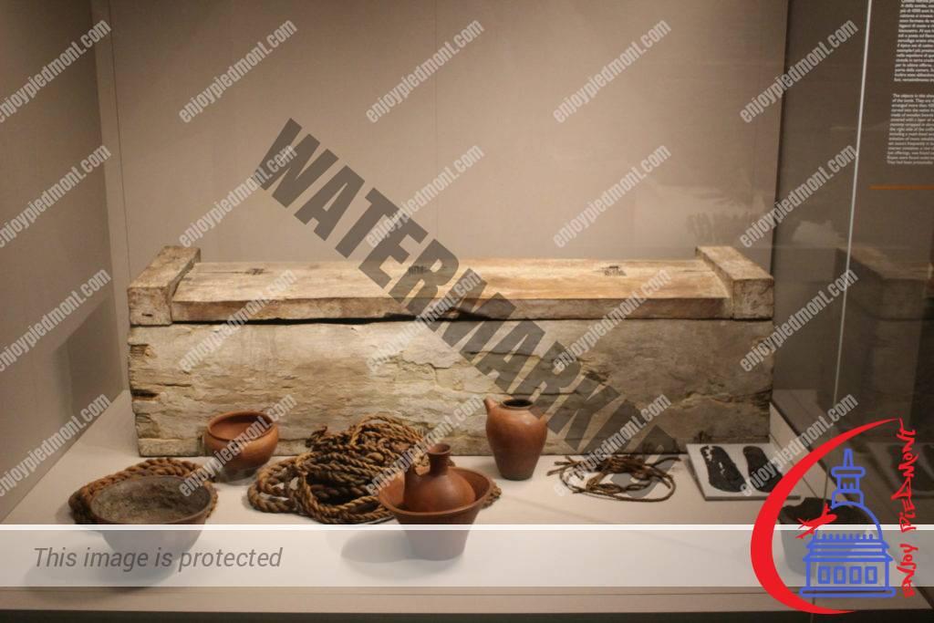 Tomba di Ignoti - Museo Egizio - Torino