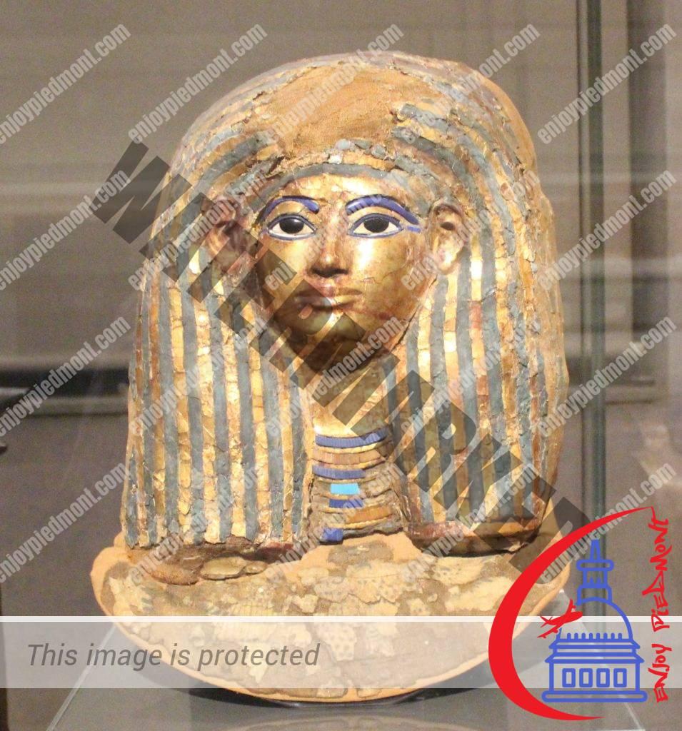 Funerary Mask of Merit - Turin