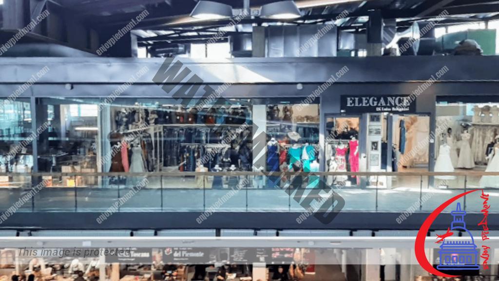 Mercato Centrale Torino - Negozi di abbigliamento