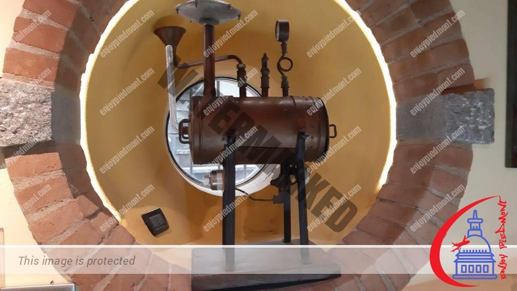 Casa Menabrea - vecchio tostatore artigianale