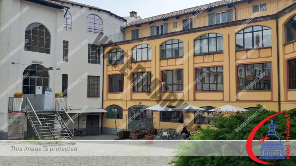 Cittadellarte - Pistoletto Foundation- former Trombetta Wool Mill