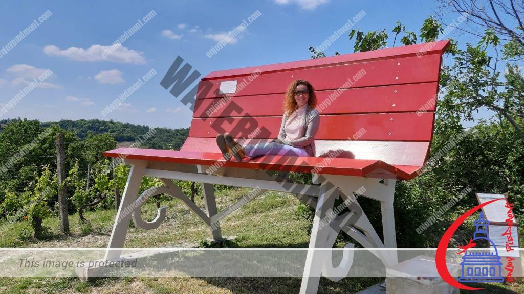 Panchina gigante - Rosignano Monferrato