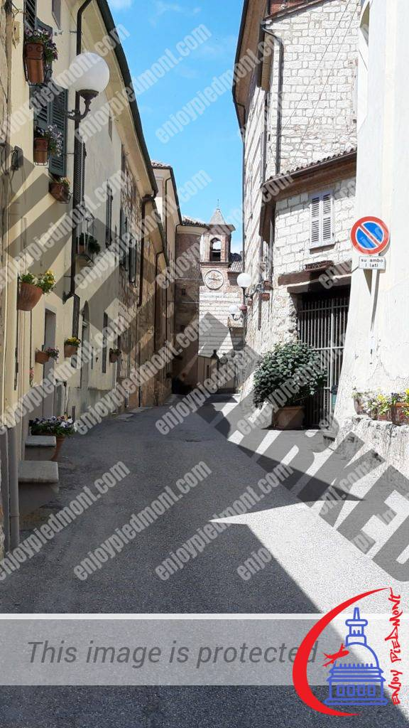 Streets of Cella Monte II