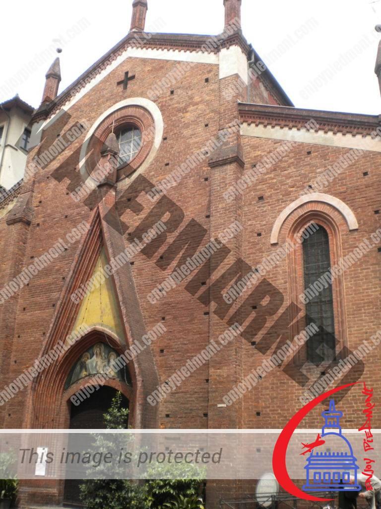 Cosa vedere a Torino - Chiesa di San Domenico