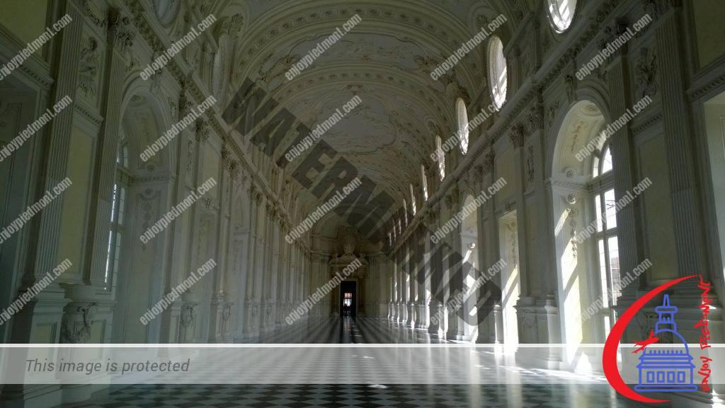 Galleria Grande - Reggia di Venaria