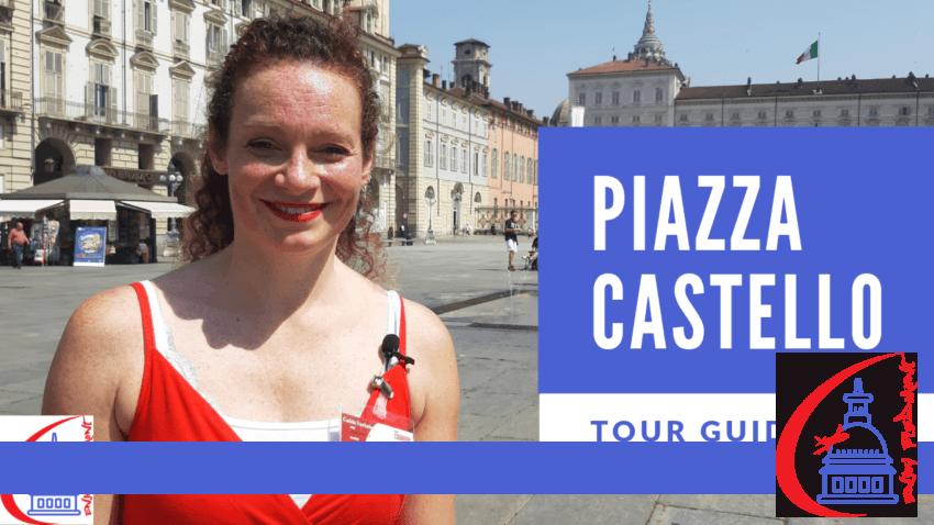 Piazza Castello - Tour Guidato - Thumbnail