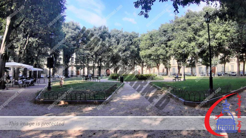 Top Things to Do in Turin - Piazzetta Maria Teresa