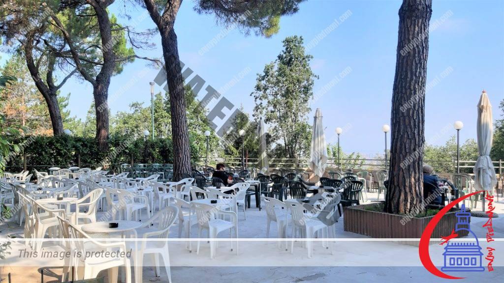 Parco Europa - Caffè del Parco - terrazza