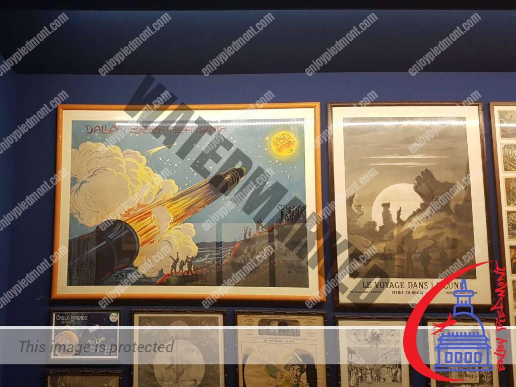 14 - Madama Palace - Display Posters