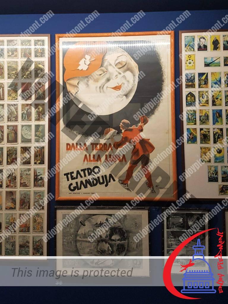 15 - Madama Palace - Display Posters