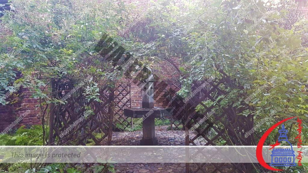 9 - Madama Palace - Acaja Castle - the Medieval Garden