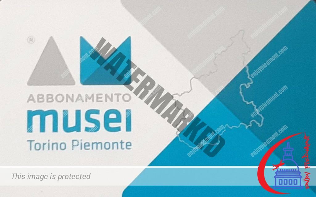 Abbonamento Musei Torino Piemonte card