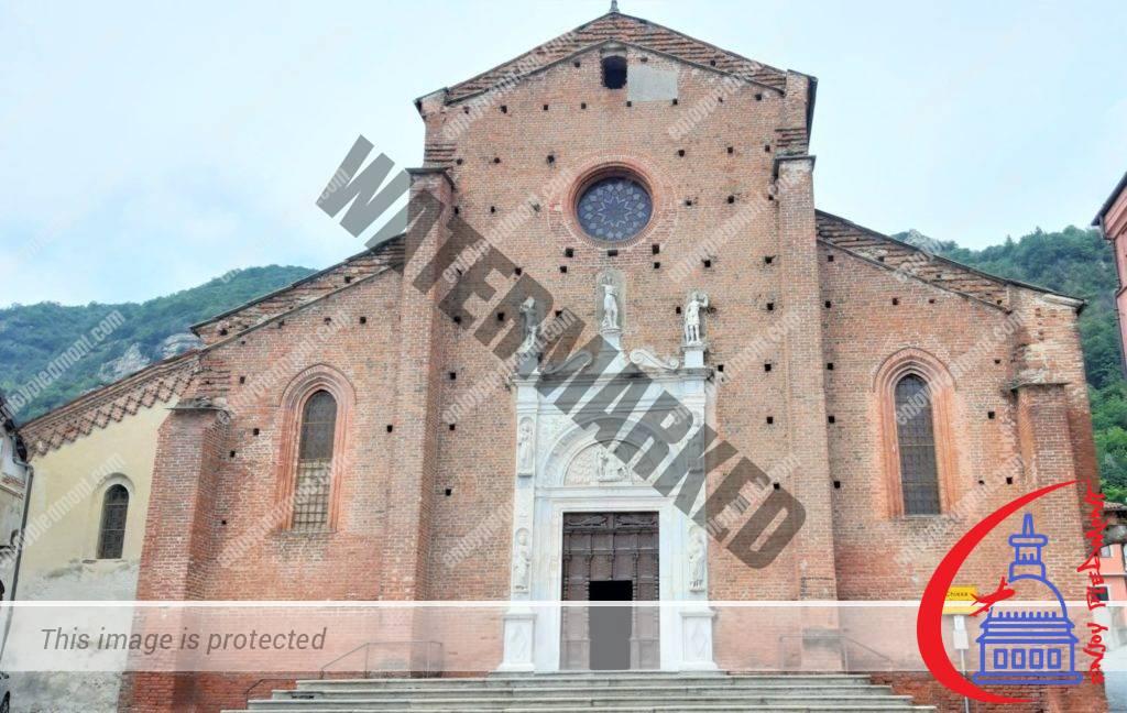 Revello - Collegiate Church of Santa Maria