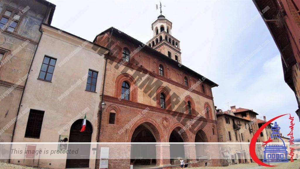 Saluzzo - Historic City Hall