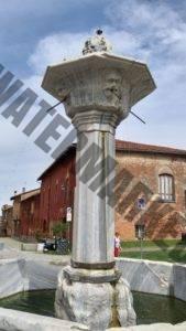 Saluzzo - Drancia Fountain