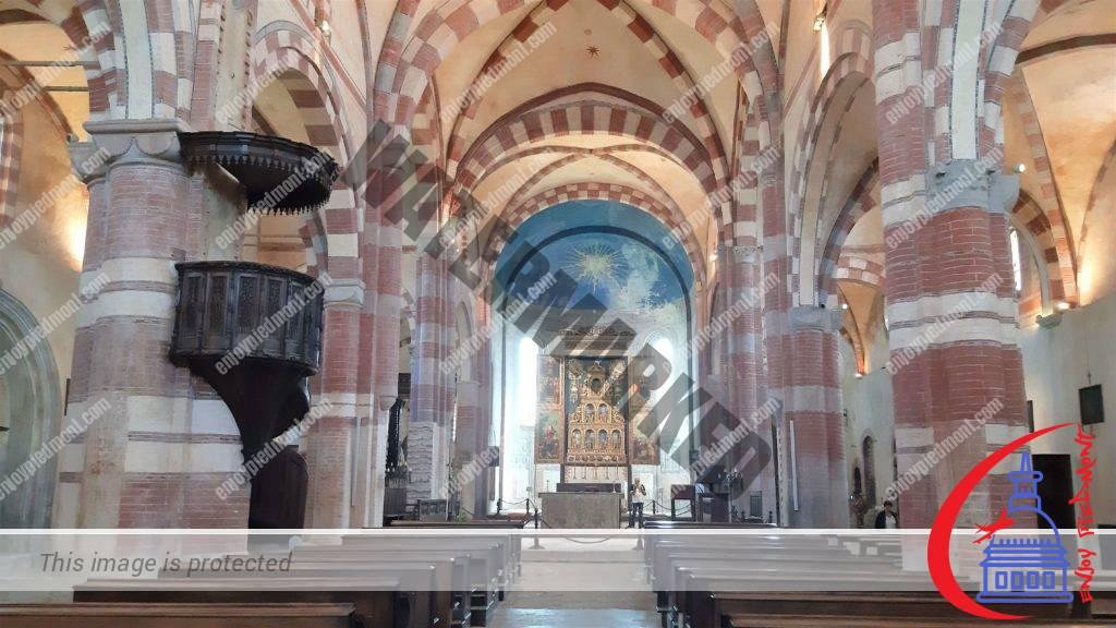 Staffarda Abbey - Church