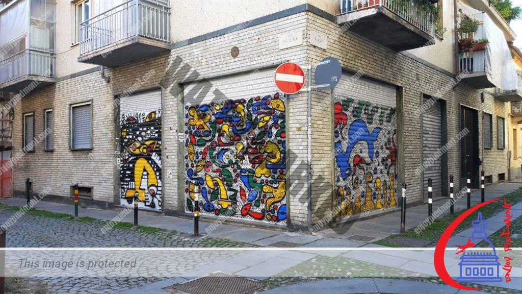 A walk through the narrow, cobbled streets of Borgo Campidoglio