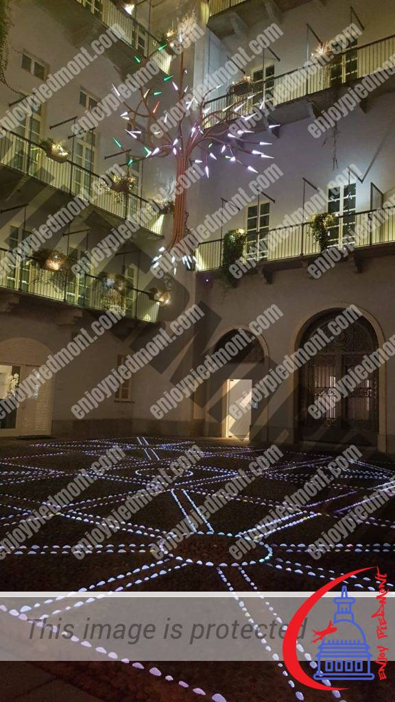 Giardino Verticale e Giardino Barocco Richi Ferrero