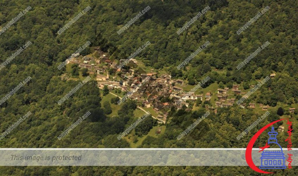Lake Maggiore Piedmont