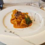 Ravioli ai profumi di mare - Cannavacciuolo Bistrot Torino