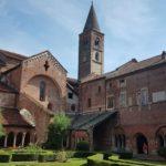 Staffarda Abbey - Internal courtyard